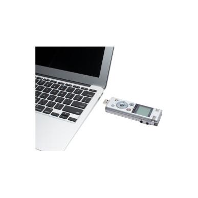Dictaphone numérique Olympus DM-770 accessible aux aveugles