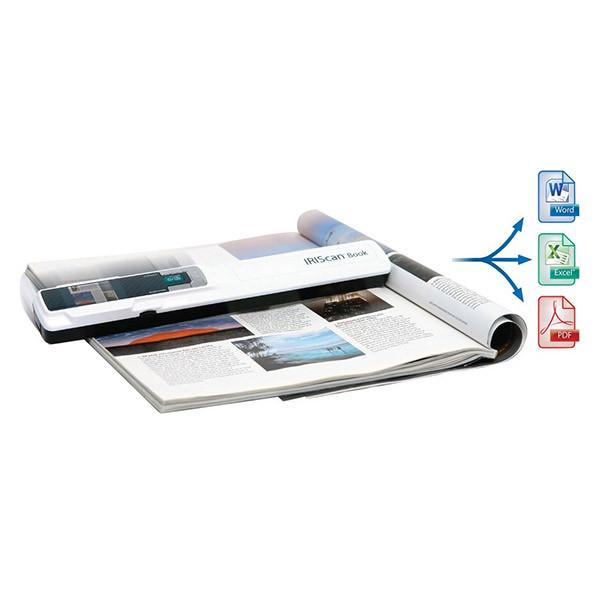 IRISCAN BOOK 3 - Réglette scanner