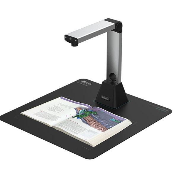 Scanner portable IRIScan Desk 5 pour élèves dyslexiques