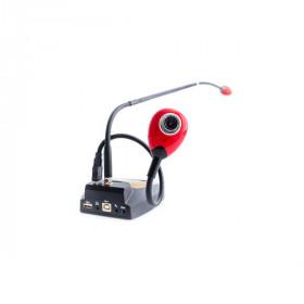 Microphone professionnel TableMike USB 9-en-1
