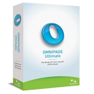 Logiciel OCR Omnipage Ultimate