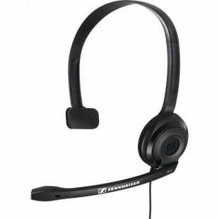 Micro-casque monaural Sennheiser PC2 Chat