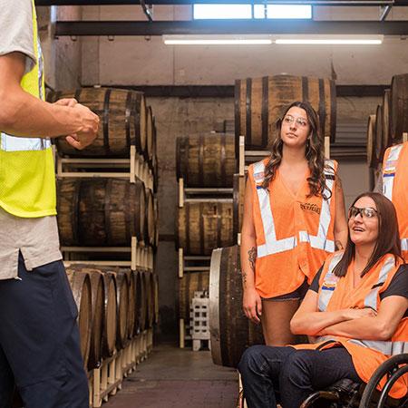 L'apprentissage, une bonne voie pour les personnes handicapées