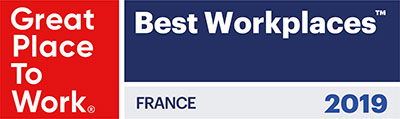 Palmarès France Best Workplaces 2019