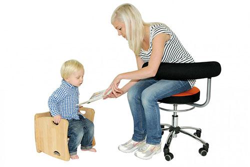 Prévention des douleurs lombaires chez les professionnels de la petite enfance