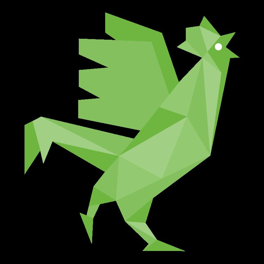 Ceciaa est membre de la communauté du Coq vert