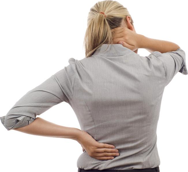 Troubles Musculo-Squelettiques douleurs lombaires