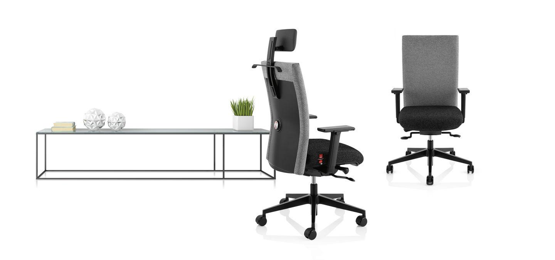 Un fauteuil ergonomique suit naturellement chacune des nouvelles positions que vous prenez et accompagne vos mouvements