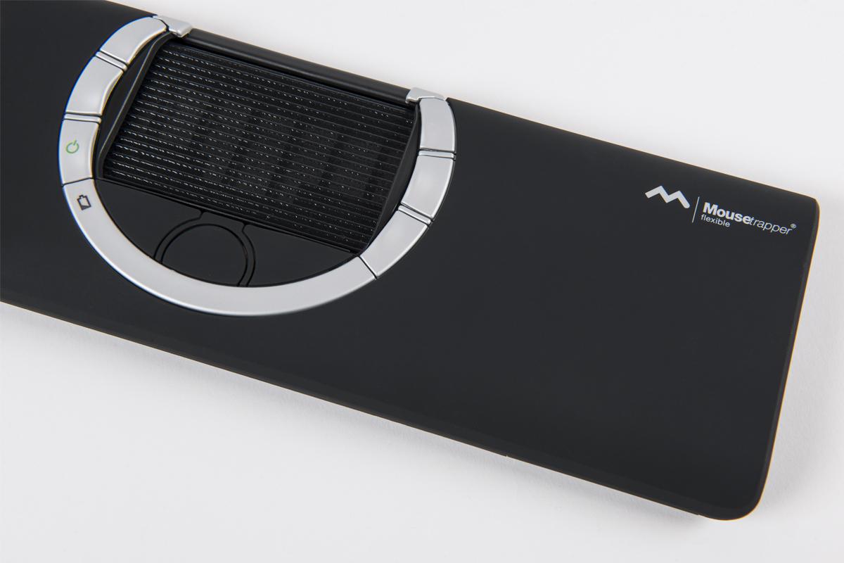 Pointeur central MouseTrapper Flexible