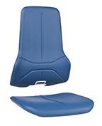 Revêtement Cuir Synthétique Magic pour siège ergonomique Néon production
